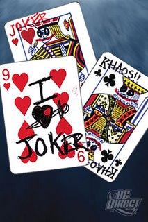 Joker Pókerkészlet