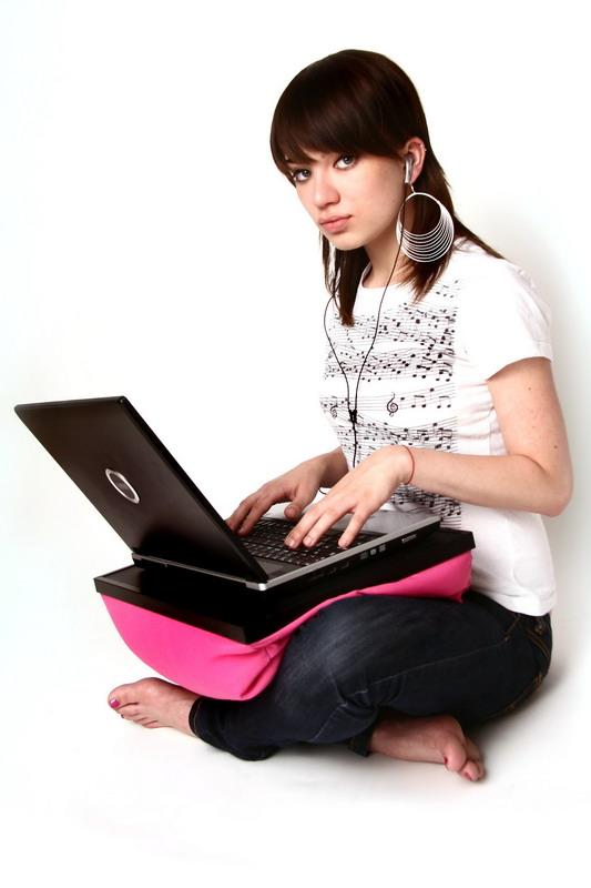 szexi laptoppárna a szexi csajodnak