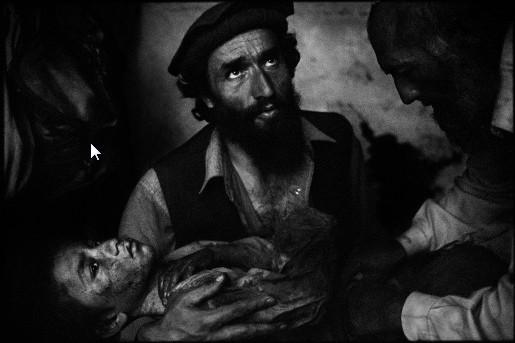 Gárdi Balázs díjnyertes képe a World Press Photo kiállításon a Millenárison