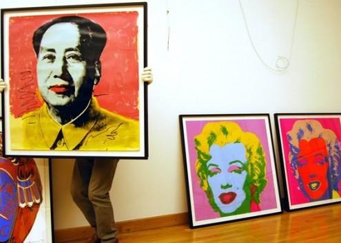 Andy Warhol a Pop-art mágus Szegeden