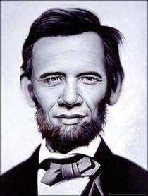 Ron English új Lincolnja