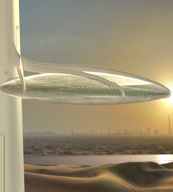 tengeri víztisztító Dubajban
