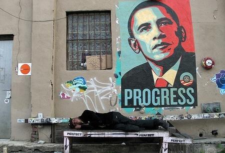 Shepard Fairey Obamája