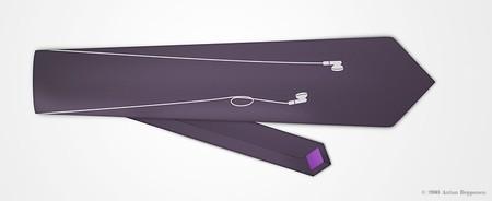 Headset nyakkendő