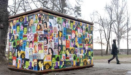 warholos pop art trafó a szegedi street artosok keze nyomán