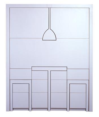 minimalista lakberendezés design a konyhában