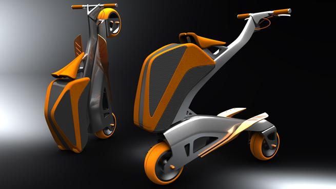 bicikli design