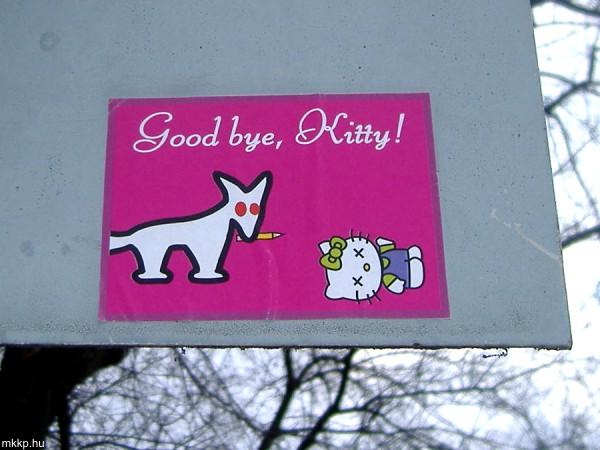 kétfarkú kutya és a magyar street art