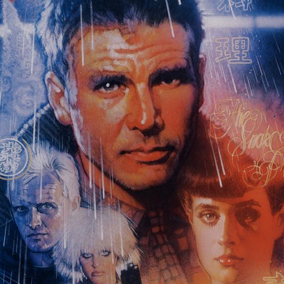 Szárnyas fejvadász - Blade Runner poster