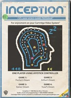 Retrogame Arcade Atari 2600 - Inception - Eredet