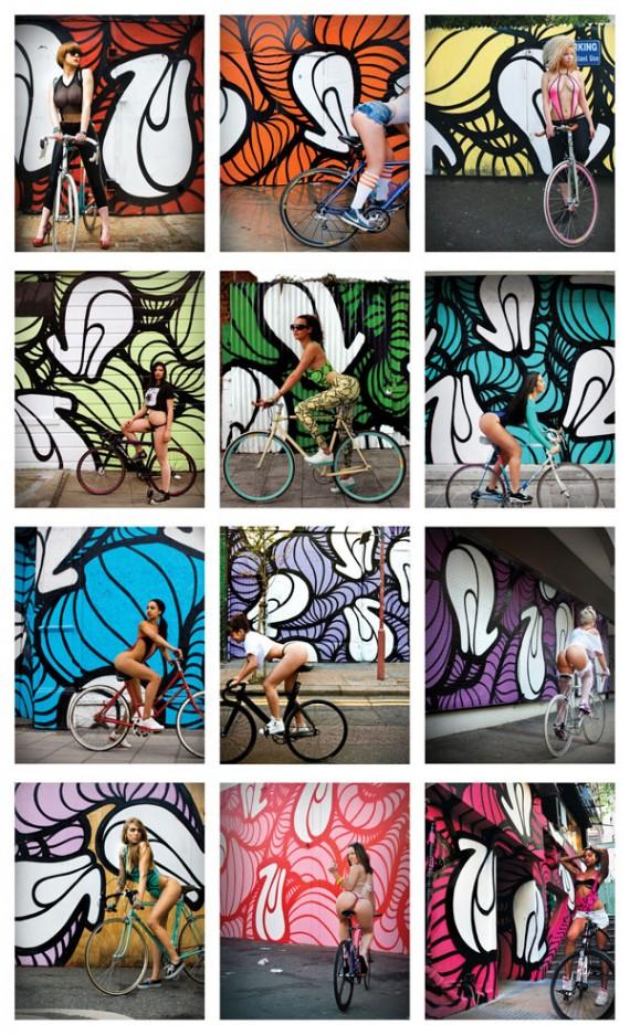 Csajok bringán - INSA - Girls on Bikes