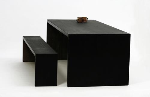design asztal szék