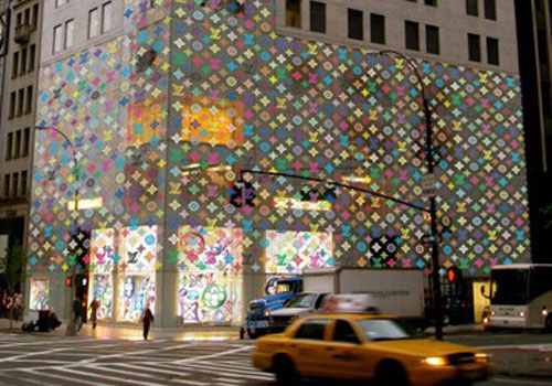 louis vuitton fifth avenue flagship store