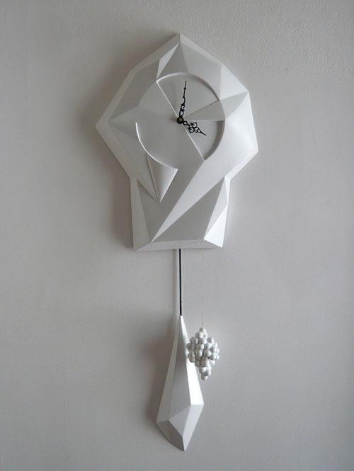 Modern kakukkos óra