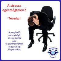 Egészségtelen a stressz? Tévedsz!