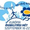 Európai Mobilitási Hét és Autómentes Nap