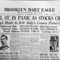 5 Elképesztő Tény az 1929-es nagy Gazdasági Világválságról!