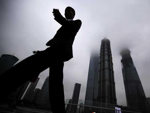 Kína az árnyékbankrendszer fellegvára