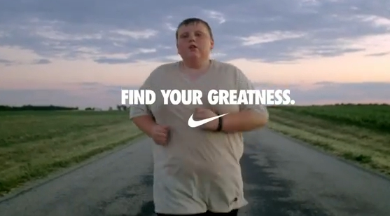 Post #3 – Nike's 'Find Your Greatness' Social Media Campaign | Dan ...
