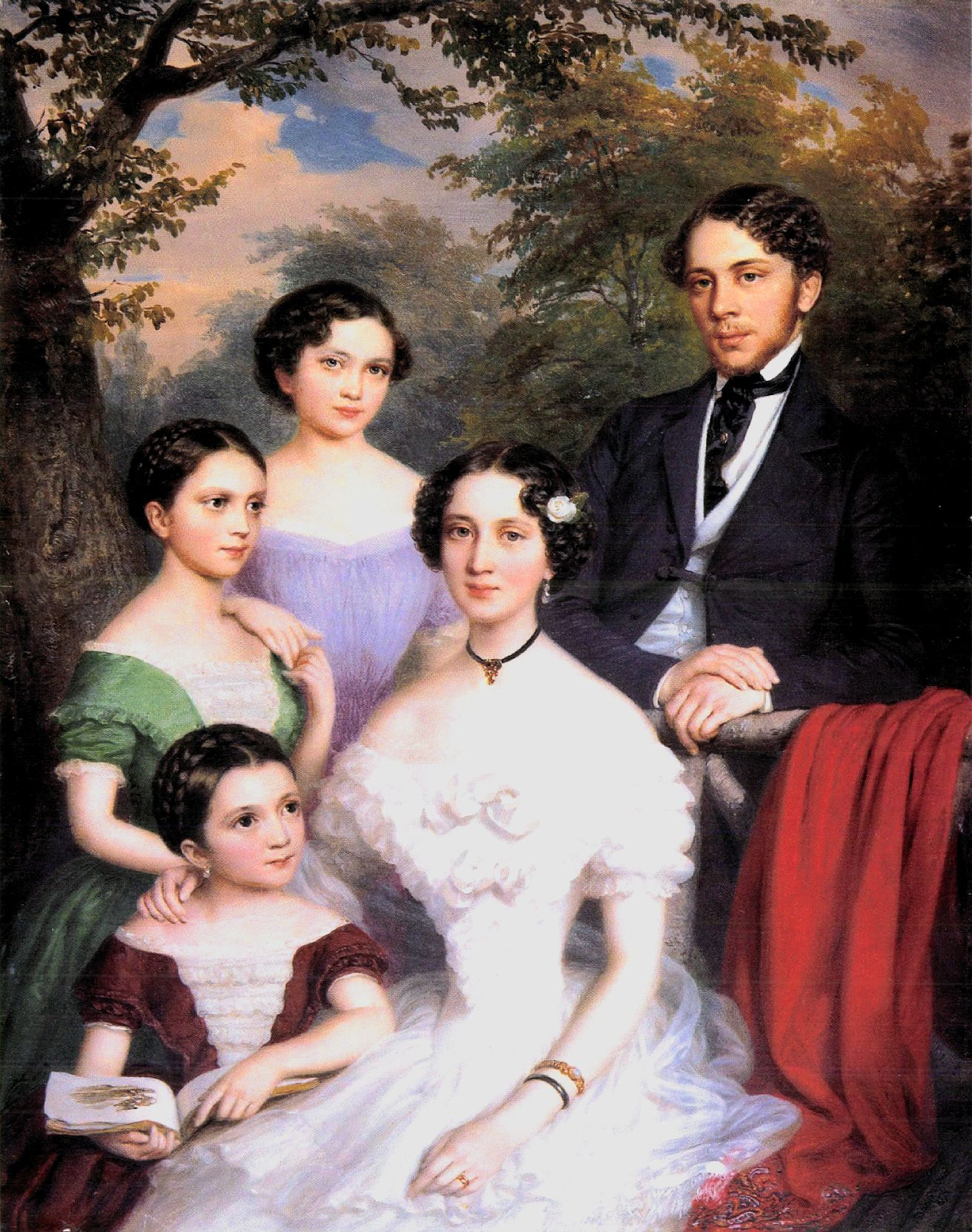 Barabás_The_Family_Dégenfeld_1854.jpg