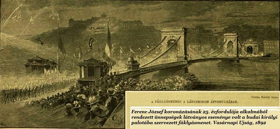 Fáklyásmenet koronázási jubileumon VU1892.jpg