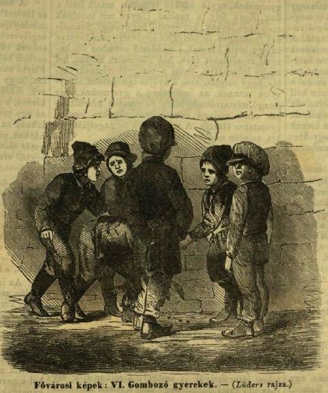 Gombozó gyerekek VU1865.jpg