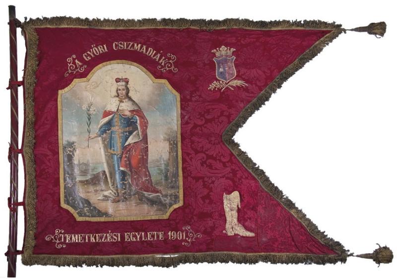 Győri_csizmadia_temetkezési_egylet_zászlója_1901.png