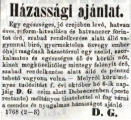 Házassági hirdetés VU 1866.jpg