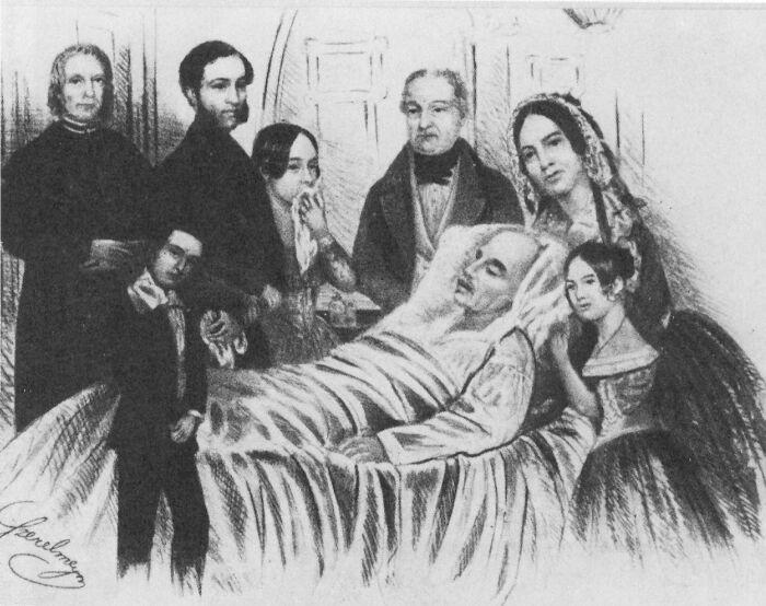 József nádor halottas ágyon.jpg