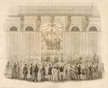 Johann Babtist Clarot István nádor ünneplése 15751 M1291.jpg