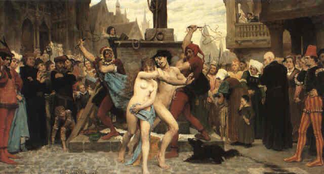 Jules_Arsène_Garnier_-a házasságtörők megbüntetése.jpg