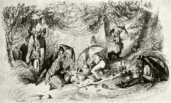 Kirándulás a zöldbe Életképek 1847.jpg