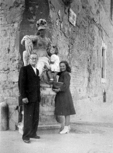 Pallasz Athene Buda1947 Fortepan.jpg