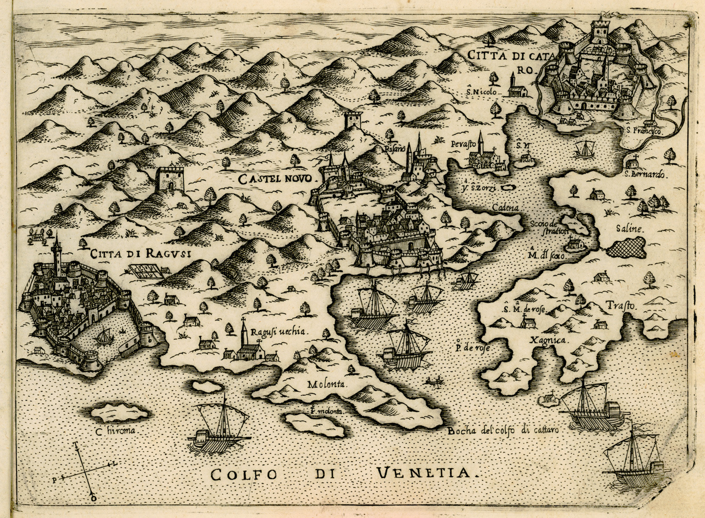 map_of_the_bay_of_kotor_with_dubrovnik_ragusa_herceg_novi_and_the_city_of_kotor_camocio_giovanni_francesco_1574.jpg