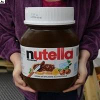 Óriás nutella - Ennéd?