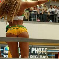 Éljenek a brazil lányok