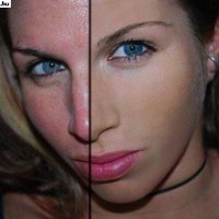 Photoshop: Előtt / után