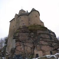 Burg Falkenberg - Falkenberg (Oberpfalz), Némertország
