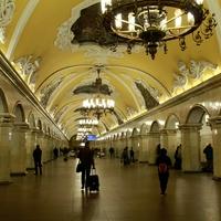 Orosz metró - ahogy én láttam