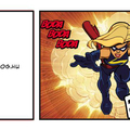 Marvel képregény generátor