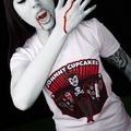 Johnny Cupcakes / Dracula Salesman