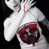 Johnny Cupcakes / Dracula Salesman