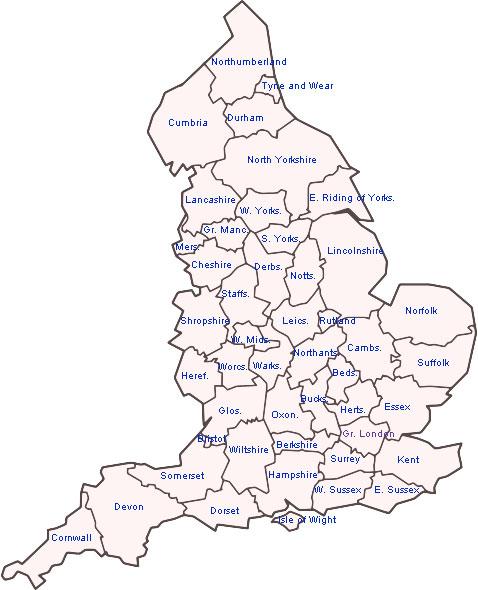 anglia megye térkép Mi London?   első rész   mind the gap anglia megye térkép