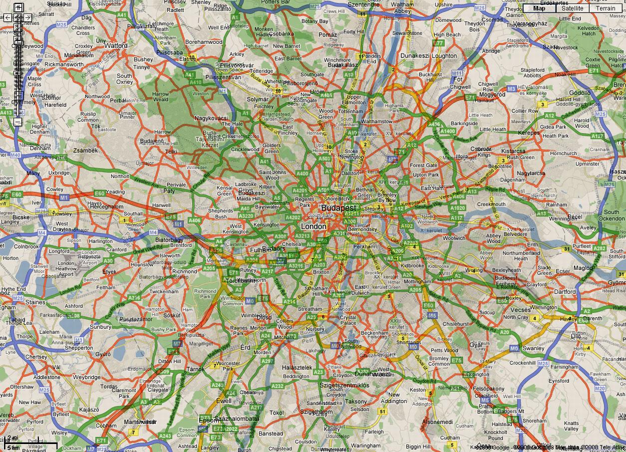 google térkép budapest Méretek   mind the gap google térkép budapest