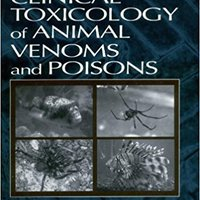 ``NEW`` Handbook Of Clinical Toxicology Of Animal Venoms And Poisons. launched audacia Friday Moore tooth quiero