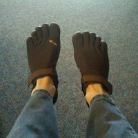 20. Vibram Five Fingers
