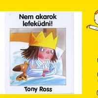 Tony Ross: Nem akarok lefeküdni!