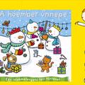 Duck Egg Blue: A hóember ünnepe