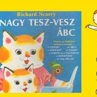 Richard Scarry: Nagy Tesz-Vesz ABC
