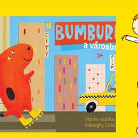 Kőszeghy Csilla: Bumburi a városban